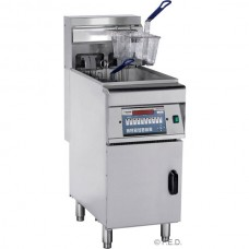 Computerised Electric Fryer With Cold Zone - Single