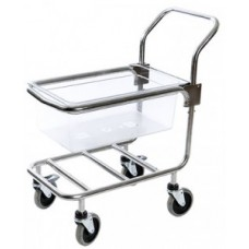 Hallde 40721 Container Trolley