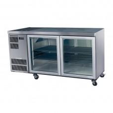 Skope CL400 Counterline 2 Glass Door Undercounter Chiller (Direct)