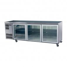 Skope CL600 Counterline 3 Glass Door Undercounter Chiller (Direct)