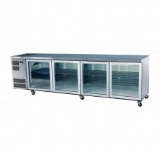 Skope CL800 Counterline 4 Glass Door Undercounter Chiller (Direct)