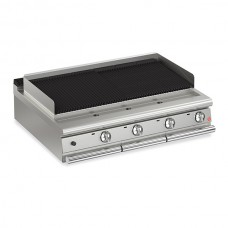 Baron Q90G/G120 Countertop Commercial Gas Barbecue - 1200mm