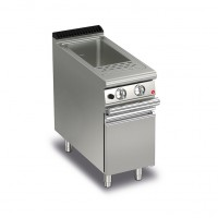 Queen7 Single Tank Gas Pasta Cooker - 400mm