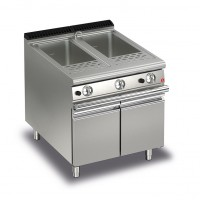 Queen7 Twin Tank Gas Pasta Cooker - 800mm
