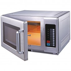Commercial Microwave 34 Ltr 1800watt 15 amp Twin Magnetron (B2B)