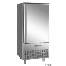 Fast Blast by FED D14 Blast Chiller and Shock Freezer - 14 Pan