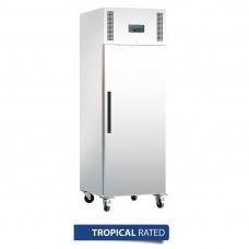 Gastro Refrig. Single Door Upright White Exterior-600Ltr 21cuft -AUS PLUG