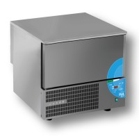Blast Chiller and Shock Freezer - 3 Pan