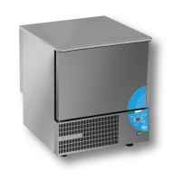 Blast Chiller and Shock Freezer - 5 Pan