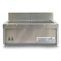 Dual Burner Synergy Grill - 900mm