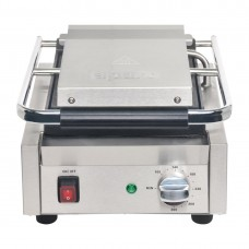 Bistro Ribbed Contact Grill