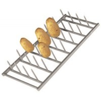 Enamelled potato spikes - 1/1GN