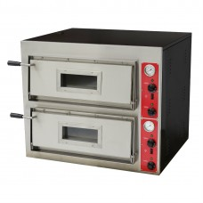Germany's Black Panther Double Pizza Deck Oven