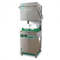 Pass-Through Recirculating Dishwasher 3ph