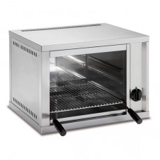 Fixed Height Electric Salamander Grill With 400x350mm Cooking Surface
