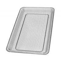 French fries basket of stainless steel - 1/1GN