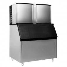 Air-Cooled Blizzard Ice Maker - 675Kg