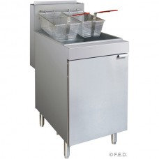 3 Burner Gas Fryer 18L