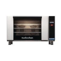 Full Size Electric Convection Oven Touch Screen Control
