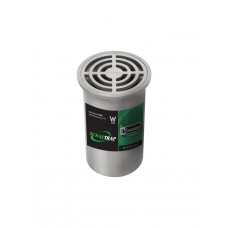 3monkeez FW-100BRL Round Floor Waste (100mm) (Complete Unit)