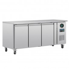 Counter Gastro Freezer 3 Doors - 417Ltr