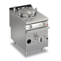 Gas Indirect Heating Boiling Pan - 50L