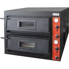 Black Panther by FED EP-2 Germanys Pizza Single Deck Oven