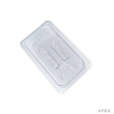 1/2 Gastronorm Pan Poly Lid