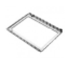 Fagor GE-102 Guide Rail for Base of oven for 102 Ovens