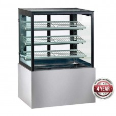 Thermaster by FED H-SL840V Bonvue Deluxe Heated Food Display - 1200mm