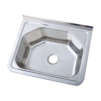 Compact 11 Litre Stainless Steel Hand Basin