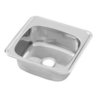 Inset Stainless Steel Bar Sink