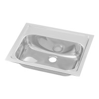 Inset Stainless Steel Hand Basin