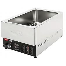 Heat-Max Pasta Cooker Rectangular Single Heated Well