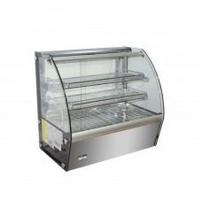 120 Litre Heated Counter-Top Food Display