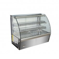 160 Litre Heated Counter-Top Food Display