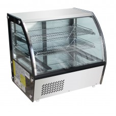 Bonvue by FED HTR100N Chilled Counter-Top Food Display 85 Litre