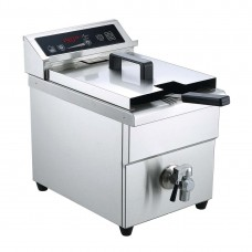 Single Tank Benchtop Induction Fryer