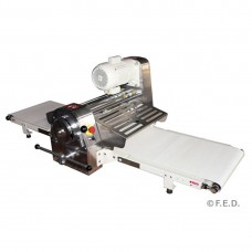 Tyrone by FED JDR-520B Bench Dough Sheeter - Single Phase