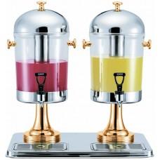 Kingo KGS10402-1 Juice Dispenser / Double