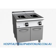900 Kore, Electric Deep Fat Fryer, Double 15L
