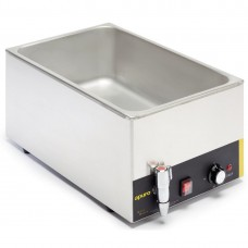Bain Marie with Tap without Pans