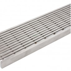 Pre Fabricated Wedge Wire Grate- WW-G200 - 1200mmL x 100mmW x 20mmD