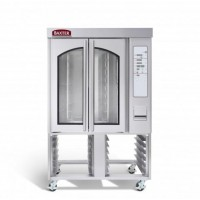 Mini Rotating Rack Convection Oven