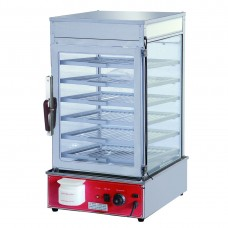 Heavy Duty Electric Steamer Display Cabinet 1.2Kw