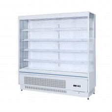 Open Self Serve Chiller With 4 Shelves 1935X787X2000mm