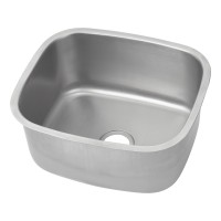Stainless Pressed Sink Bowl (400Wx340Dx200H)
