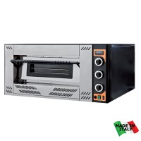 Single Deck Gas Pizza and Bakery Ovens
