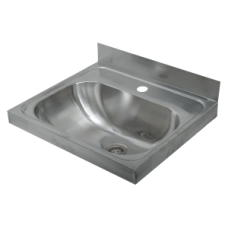 14L Wall Mounted Stainless Steel Hand Basin