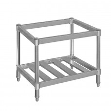F.E.D. QR-36-S Stainless Steel Stand With Shelf 915mm
